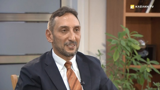 Giovanni Capannelli: Asian Development Bank in Kazakhstan