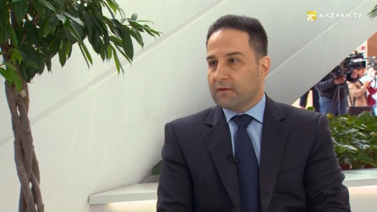 Khaled Abou Zahr: New Investment Reforms in Kazakhstan