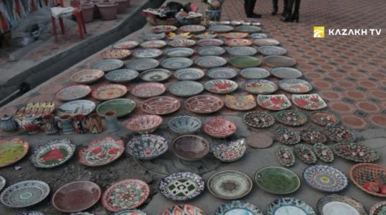 Masters of decorative and applied arts of Uzbekistan