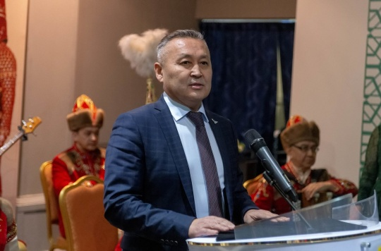 Almaz Nurazkhan: We just began to discover the history of Kazakhs