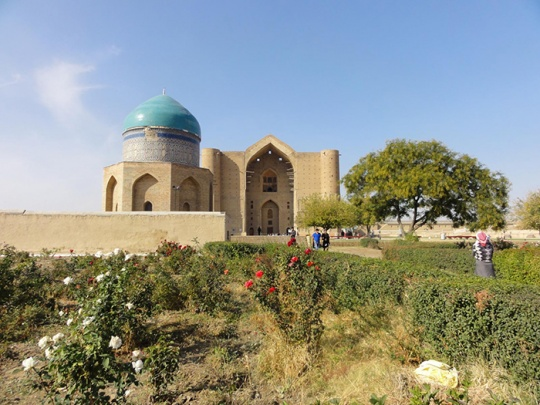 Historical and cultural monuments of South Kazakhstan region