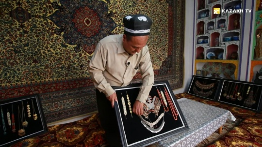 Jeweler from Bukhara