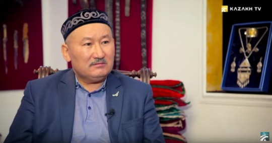 Interview with famous Kazakh jeweler, Berik Alibay