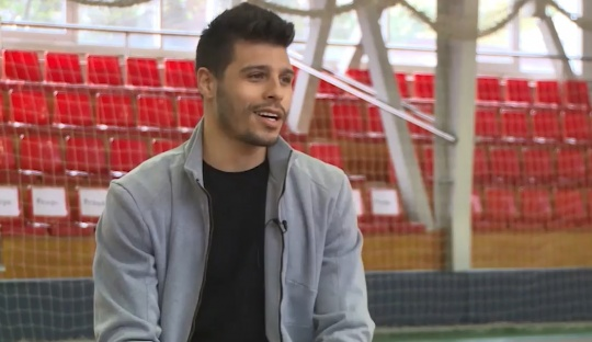 Interview with goalkeeper of National Futsal team Higuita