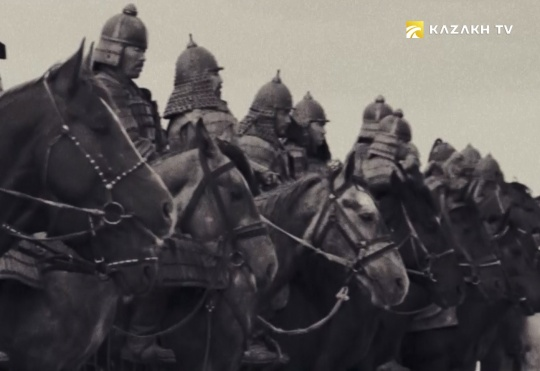 Ancient legends about great warrioirs and military history of the nomads