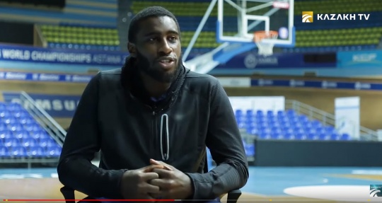 Interview with Antony Clemens, VTB Basketball League's star