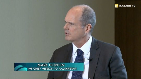 Mark Horton: Kazakhstan's Economic Outlook