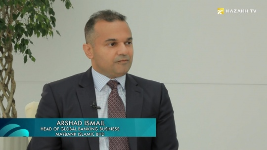 Arshad Ismail: Future of Islamic Finance in Central Asia
